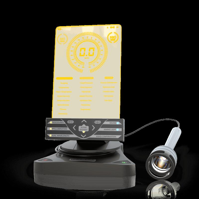 Gemini™ 810 + 980 diode laser